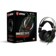 HKM-MSI Immerse GH70 Gaming fekete