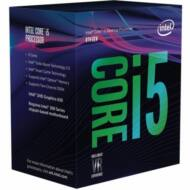 CPU Intel s1151 Core i5-8600K - 3,60GHz