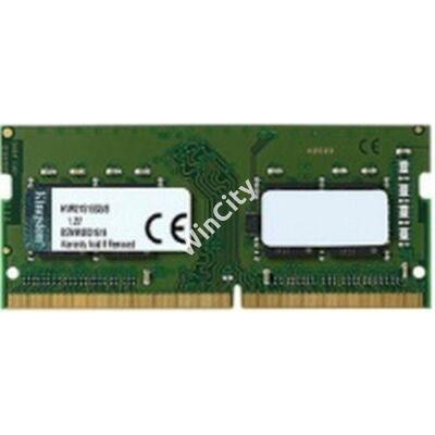 DDR4 SO-DIMM  8Gb/2133Mhz Kingston CL15 SR KVR21S15S8/8
