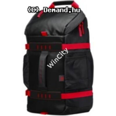 Tďż˝ska 15,6' HP Odyssey Backpack Black/Red X0R83AA
