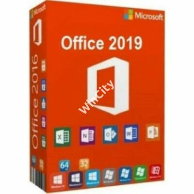 SWA-MS Office 2019 Home&Business HUN
