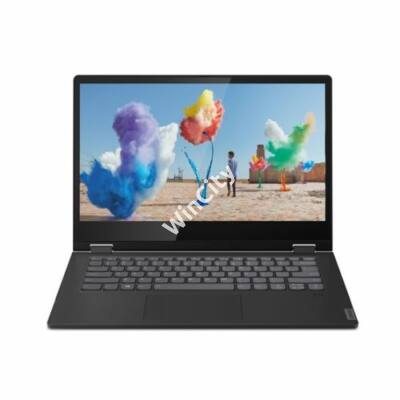 Lenovo Ideapad C340 81N6003FHV - Windows® 10 Home - Fekete - Touch (81N6003FHV)