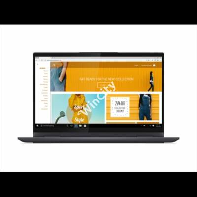 Lenovo Yoga 7 82BH008THV - Windows® 10 Home - Slate Grey - Touch (82BH008THV)