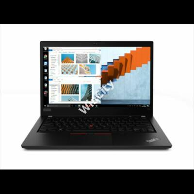 Lenovo Thinkpad T14 G1 20S0004NHV - Windows® 10 Professional - Black (20S0004NHV)