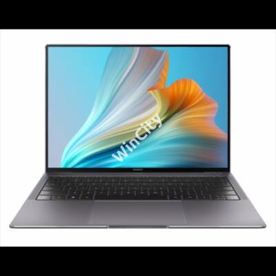 Huawei MateBook X Pro 2021 - Windows® 10 Home - Gray - US - Touch (53011WQR)