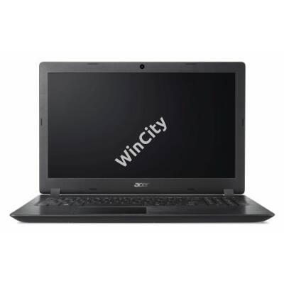 Acer Aspire 3 A315-31-C1B4 - Endless - Fekete (NX.GNTEU.001)