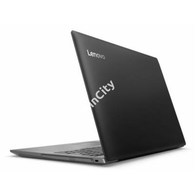 Lenovo IdeaPad 320 80XR00AUHV - Windows® 10 - Fekete (80XR00AUHV)