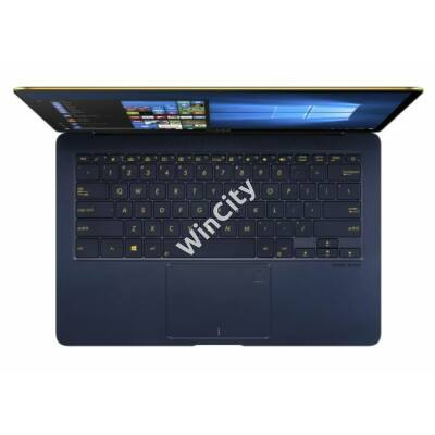 Asus ZenBook 3 Deluxe UX490UAR-BE087T - Windows® 10 - Kék (UX490UAR-BE087T)