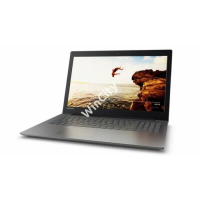 Lenovo IdeaPad 320 80XH01SYHV - FreeDOS - Fekete (80XH01SYHV)