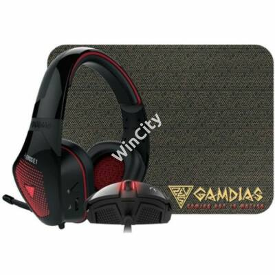 Mouse Gamdias Artemis E1 Gaming combo