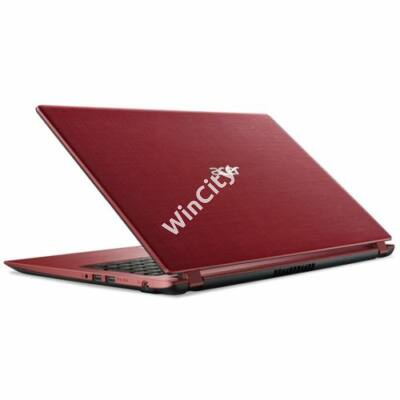 Acer Aspire 3 A315-51-32QZ - Endless - Piros (NX.GS5EU.005)