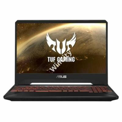 Asus TUF Gaming FX505GM-BN005 - FreeDOS - Fegyvermetál (Gold Steel) (FX505GM-BN005)