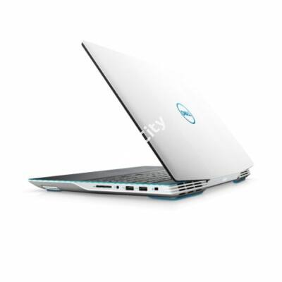 Dell G3 15 Gaming White notebook 300n W10H Ci7 10750H 16G 512G GTX1650Ti Onsite (G3500FI7WC5)
