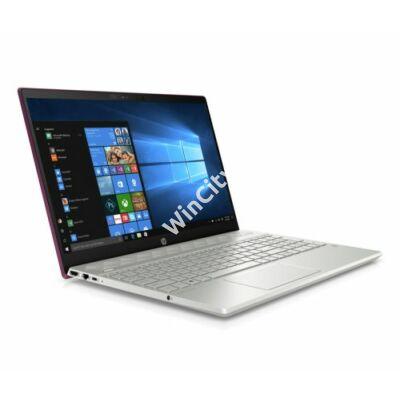 "HP Pavilion 15-cs0005nh notebook, 15.6"" FHD/i3-8130U/8GB/256GB SSD/Velvet Burgun (4TU72EA)"