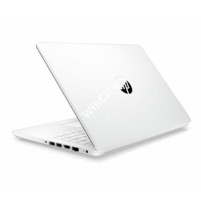 """HP 14-cf0006nh notebook, 14.0"""" FHD/i5-8250U/4GB/256GB SSD/Hófehér/W10H/3Y (4TV97EA)"""