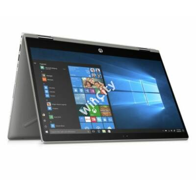 "HP Pavilion x360 14-cd0007nh notebook, 14.0"" FHD Touch/i7-8550U/8GB/256GB SSD/GF (4TW79EA)"