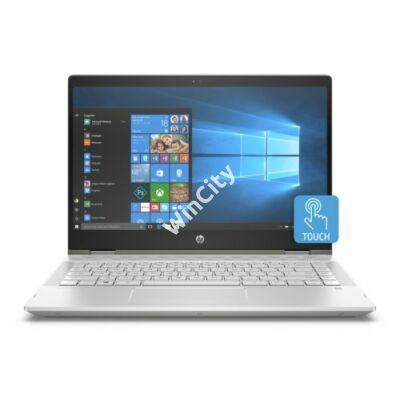 "HP Pavilion x360 14-cd0002nh, 14.0"" FHD Touch, Core i3-8130U, 4GB, 1TB HDD + 128 (4TX10EA)"
