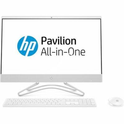"""HP AiO 24-f0000nn, 23.8"""" FHD AG UWVA Core i5-8250U, 8GB, 128GB NVMe SSD + 1TB HD"""