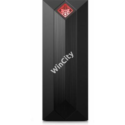 HP OMEN 875-0001nn asztali PC, AMD Ryzen 7 2700/16GB/1TB HDD+256GB NVMe SSD/GF G
