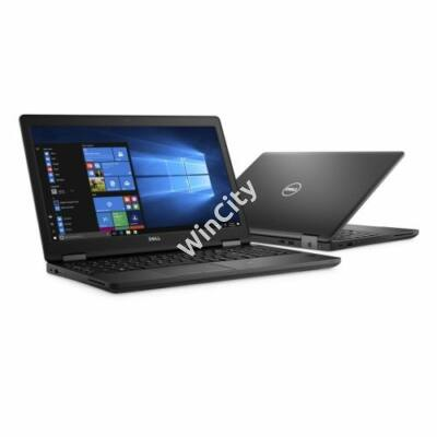 Dell Latitude 5580 notebook W10Pro Ci3 7100U 2.4GHz 4GB 500GB HD620 (L5580-8)