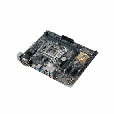ASUS Alaplap S1151 H110M-PLUS INTEL H110, mATX