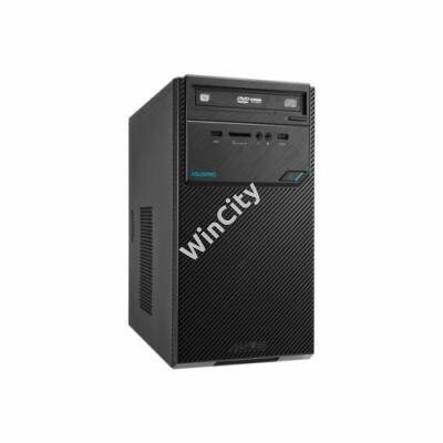 ASUS PC D320MT-I37100022R, Intel Core i3-7100 (3,9GHz), 4GB, 500GB HDD, DVD-RW, Intel HD Graphics, Win10 Pro, Fekete