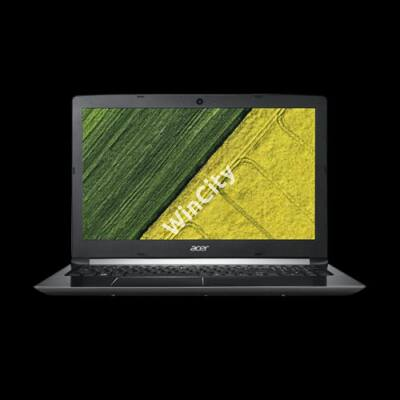 ACER Aspire A515-51G-56HD 15.6 FHD, Intel i5-8250U, 4GB, 128GB SSD+1TB HDD, NoODD, GeForce MX150, Elinux, szürke