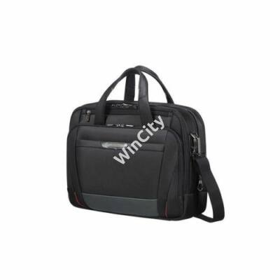 "SAMSONITE Notebook táska 106352-1041, LAPT.BAILHANDLE 15.6"" EXP (BLACK) -PRO-DLX 5"