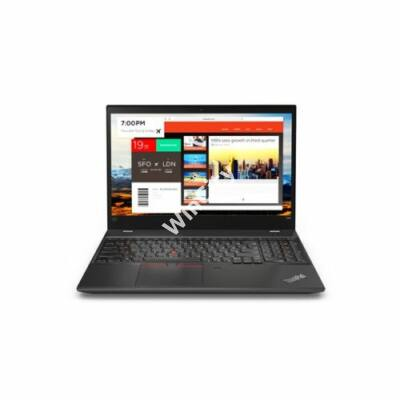 "LENOVO ThinkPad T580, 15.6"" FHD, Intel Core i5-8250U (4C, 3.40GHz), 8GB, 512GB SSD, nVidia MX150, WWAN, Win10 Pro"