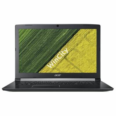 "Acer Aspire A517-51G-890Y 17.3"" IPS FHD Intel Core i7-8550U, 8GB, 1TB HDD, DVD-RW, GeForce MX150, Elinux, fekete"