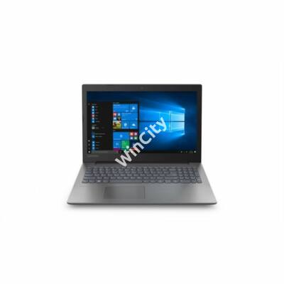 "LENOVO IdeaPad 330-15AST, 15.6"" HD, AMD A4-9125, 4GB, 128GB SSD,  AMD Integrated Graphics, DOS, Black"