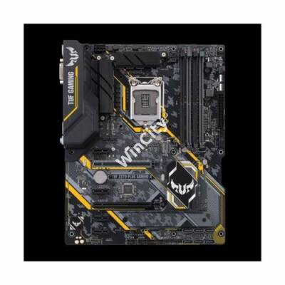 ASUS Alaplap S1151 TUF Z370-PLUS GAMING II INTEL Z370, ATX