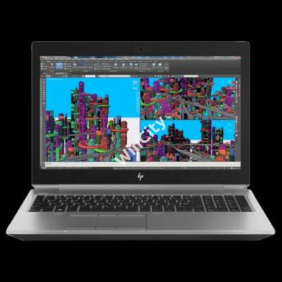 "HP ZBook 15 G5 15.6"" FHD AG Core i9-8950HK 2.9GHz, 16GB, 512GB SSD, Nvidia Quadro P1000 4GB, Win 10 Prof."