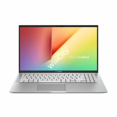 "ASUS NB VivoBook S531FL-BQ319T, 15,6"" FHD, Core i7-8565U (4,6GHz), 8GB, 512GB PCIE SSD, NV MX250 2GB, Windows 10, Ezüst"