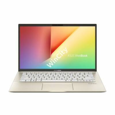 "ASUS NB VivoBook S431FL-AM256T 14""  FHD, Core i7-10510U (4,9GHz), 8GB, 256GB M.2, NV MX 250 2GB, WIN10, Zöld"