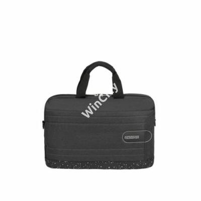 "AMERICAN TOURISTER Notebook táska SONICSURFER LAPTOP BAG 15.6"" BLACK SPECKLE"