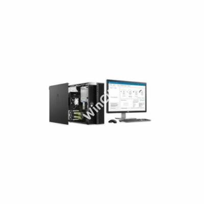 DELL WS Precision T5820, Xeon W-2133 (3.6GHz), 8GB, 1TB HDD + 256GB SSD, DVD-RW, Win 10 Pro