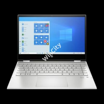 "HP Pavilion x360 14-dw0000nh, 14"" FHD AG IPS 250cd, Core i3-1005G1, 8GB, 256GB SSD, Win 10, ezüst"