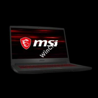 "MSI GF65 Thin 10SDR, 15,6"" FHD 144Hz, Intel Core i7-10750H, 8GB, 512GB SSD, GTX 1660Ti-6, DOS, Black"