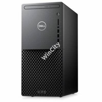 Dell PC XPS 8940 Intel Core i7-10700 (4,8 GHz) 32GB, 1TB SSD + 1TB, Nvidia RTX 2070  8GB, Win 10,  HUN Black
