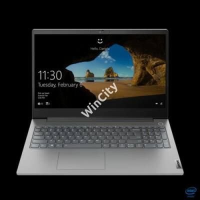 "LENOVO ThinkBook 15p IMH, 15,6"" UHD, Intel Core i7-10750H (6C, 2.6GHz), 16GB, 1TB SSD, NV GTX 1650TI 4GB, NOOS, Grey"