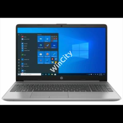 "HP 250 G8 15.6"" FHD AG, Core i5-1035G1 1GHz, 8GB, 256GB SSD, Win 10, ezüst"