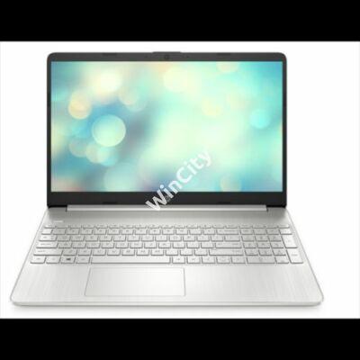 "HP 15s-fq3002nh, 15.6"" FHD AG IPS, Celeron N4500, 8GB, 256GB SSD, ezüst"
