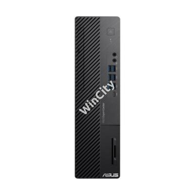 ASUS PC COM D700SA-5104000350, Intel Core i5-10400 (4.3GHz), 8GB, 256GB SSD, NOOS, Fekete