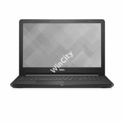 Dell Vostro 3568 Black notebook W10Pro Ci3 6006U 2.0GHz 8GB 256GB HD620 (V3568-89)