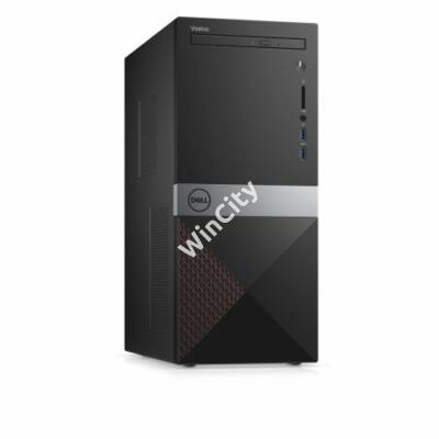 Dell Vostro 3670 számítógép W10H Ci5 8400 2.8GHz 8GB 256GB UHD630