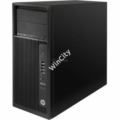 HP Z240 G1, Intel Core i7 6700 QC, 8GB, 1TB, Intel® HD530, WIN10PRO, 3Y