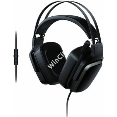 Fejhallgató Razer Tiamat 2.2 V2 Mikrofonnal Fekete