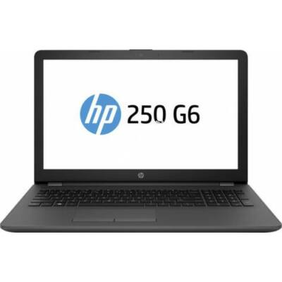 "HP 250 G6 1WY61EA 15,6""/Intel Core i5-7200U/4GB/500GB/Int. VGA/ fekete laptop"