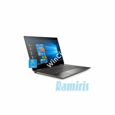 "HP Spectre x360 13-aw0001nh 13,3""FHD/Intel Core i5-1035G4/8GB/512GB/Int. VGA/Win10/fekete laptop"